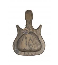 Доска для подачи Гитара с углублением